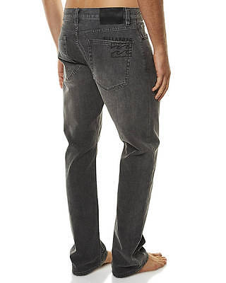 BILLABONG - Mens Regular Rexford Straight Stretch Jeans, Size 36. NWT. RRP$89.99