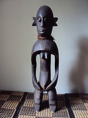 SALE - WAS $189 MUMUYE RELIQUARY  African Carving Statue!!