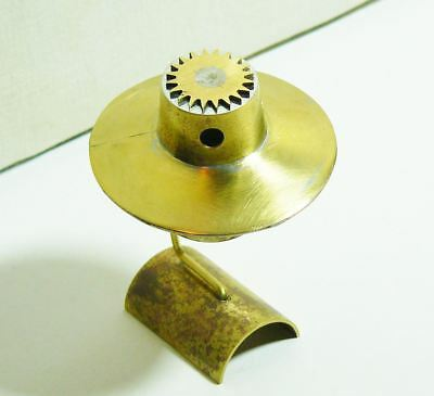 Trench Art German UFO Model Flying Saucer Made from WW2 Shells Cartridges