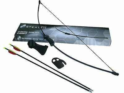 Stealth Bow and Arrow Archery Bow Set Kids Robin Hood