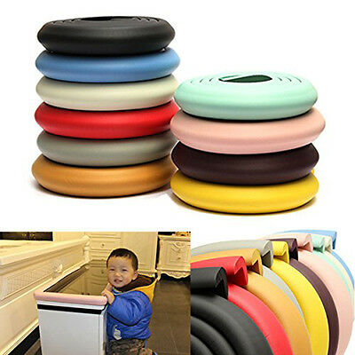2m Baby Safety Table Edge Corner Protector Guard Cushion Bumper Strip