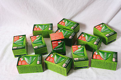 1260 Pieces nicorette 2mg Fresh fruit gum *exp:  2019*