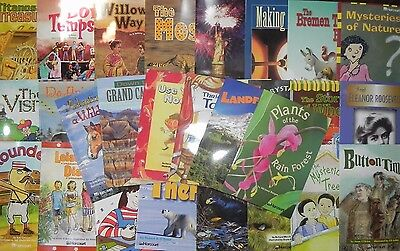 Trophies Leveled Readers 4th Grade Advanced Level Books Collections 30 Books