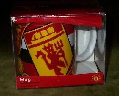 Official MANCHESTER UNITED MUG New