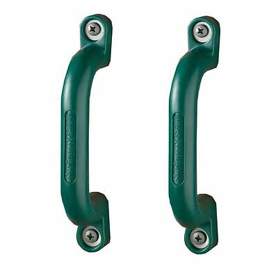 Swing N Slide NE4410 GREEN PAIR OF SAFETY HANDLES MANCHES ACCESSOIRE