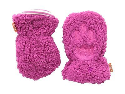 Magnificent Baby Smart Mittens 0-6 Months Raspberry New