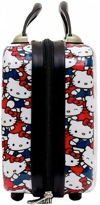 Hello Kitty All-Over Print ABS Hardcase Cosmetic Case