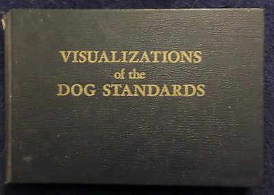 1972 Visualizations Of Dog Standards Purebred Dogs