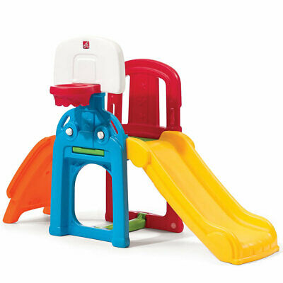 Game Time Sports Climber Step2 Kids Childrens Outdoor Play NEW