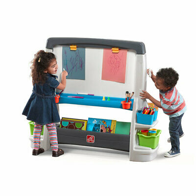 Jumbo Art Easel by Step2 Creative Art and Craft Kids Childrens Desk NEW