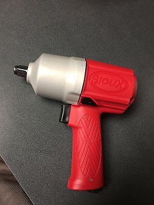 "SIOUX 1/2"" Air Impact Wrench - IW500MP-4R"