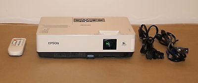 Epson EMP -1715 Portable Multimedia 3LCD Projector 2700 Lumens 400:1 *348 Hours*