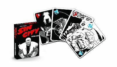 Sin City Playing Cards New