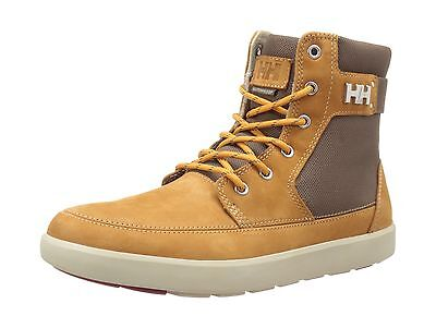 Helly Hansen Men's Stockholm Cold Weather Boot New Wheat/Bungee Cord 12 M... New