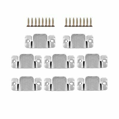 Mudder Universal Sectional Sofa Interlocking Furniture Connector with Scr... New