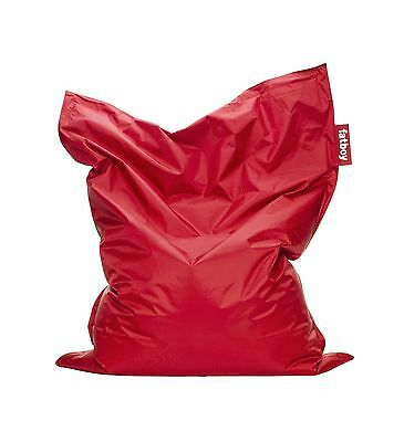 Fatboy The Original Bean Bag Red New