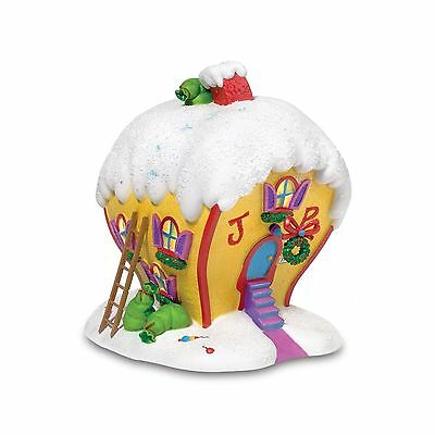 Department 56 Grinch Villages Cindy-Lou Who's House 7.48-Inch New