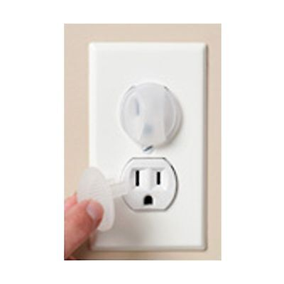KidCo Electrical Outlet Caps 24 pack White New