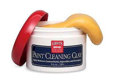 Griot's Garage Paint Cleaning Clay-8-Ounce New