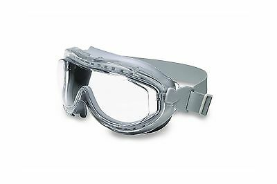 Uvex S3420X Flex Seal Safety Goggles Gray Body Clear Uvextreme Anti-Fog L... New