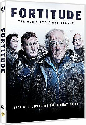 Fortitude The Complete First Season 1 2016 New & Sealed DVD Box Set