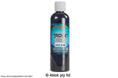 DNA Trident airbrush paint deep blue waterbased 50ml T10-50