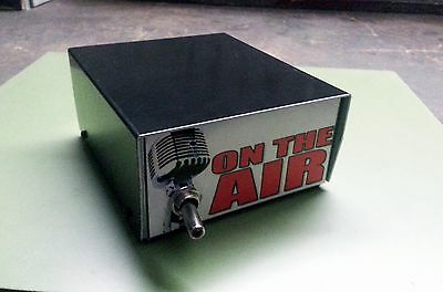 """On the Air"" Transponder AM per Radio Vintage - Trasmettitore onde medie 100 mW"