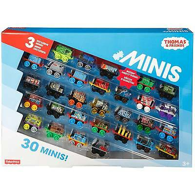 Brand New Fisher-Price Thomas & Friends Minis, Mini trains 30 Pack -Insect theme