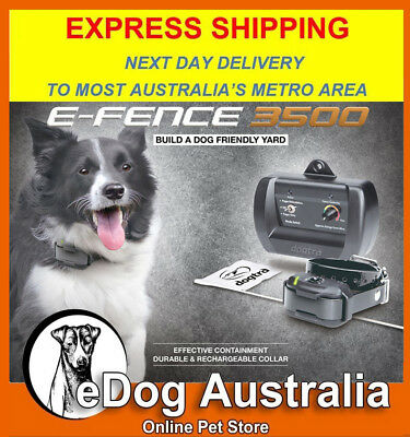 Electric Fencing Rechargeable Dog Containment Fence System - Dogtra EF3500