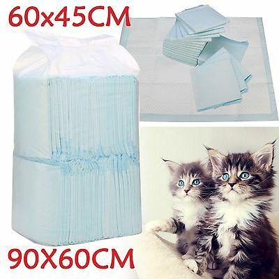 50-150 60X45Cm Large Puppy Training Trainer Pads Toilet Pee Wee Mats Pet Dog Cat