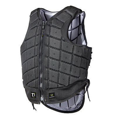 Champion TITANIUM Ti22 Adult BODY PROTECTOR Flexible Lightweight BETA Level 3