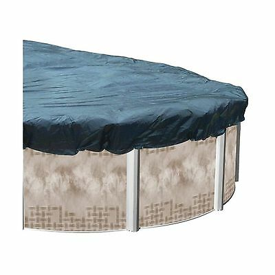 Splash Pools 12-Foot Round Triple-laminated Poly-treated Winter Cover New
