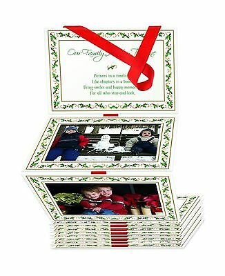 The Grandparent Gift Photo Album Family Holiday Timeline New