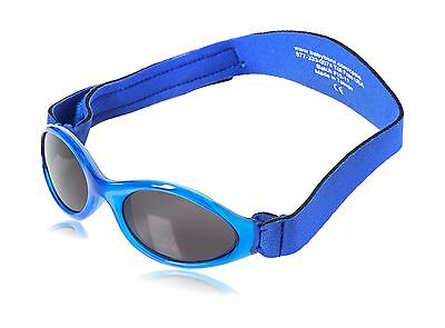 Baby Banz Adventure Sunglasses Pacific Blue 0-2 Years 1-Pack New