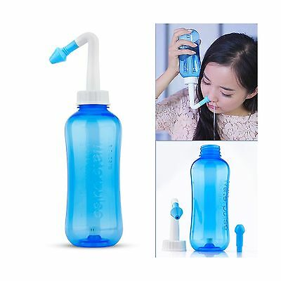 HailiCare 500ml Nasal Wash System Nasal Irrigation for Adult and Children... New