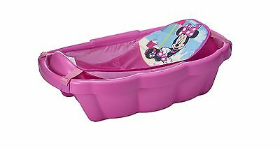 The First Years Disney Baby Newborn to Toddler Tub Minnie Mouse New