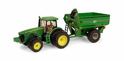 1:64 John Deere 8320R Tractor with Cart New