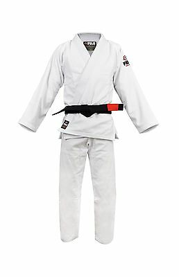 Fuji BJJ Uniform White A3 New