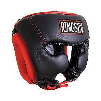 Ringsidetraditional Training Boxing Headgear (Large) Large New