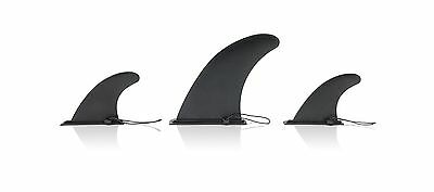 Ten Toes Boards Ten Toes Board Emporium Replacement Founder Fins for Infl... New