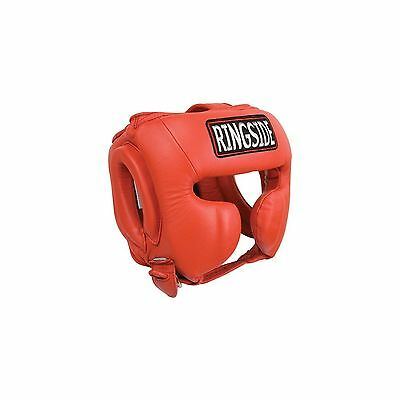 Ringside Fightgear Master's Competition Headgear (Red Medium) Red New