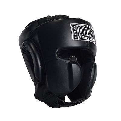 Contender Fight Sports CMHG LARGE Sports Mexican Style Headgear Large New