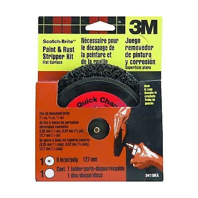 Scotch-Brite Flat Surface Paint and Rust Stripper Kit (9419NA) 9419NA New