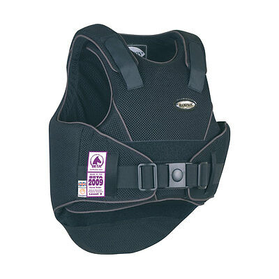 Champion FLEXAIR Child's BODY PROTECTOR Kids Lightweight BETA Level 3 Navy Black
