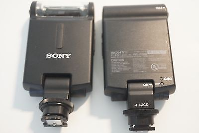 Mint Sony HVL-F20M MI Shoe External Flash for Alpha SLT/NEX NEX-6 A6000