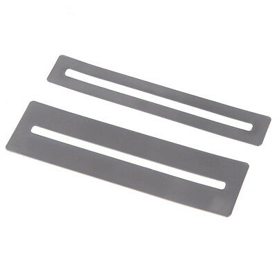 Set of 4 Fretboard Fret Protector Guards for Guitar Bass Luthier Tool