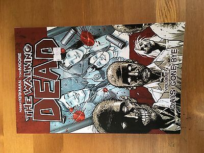 The Walking Dead Volume 1 Days Gone Bye Issues 1-6