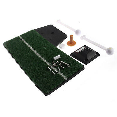 Golf Practice Hitting Pad Chipping Outdoor Aid Exercises New