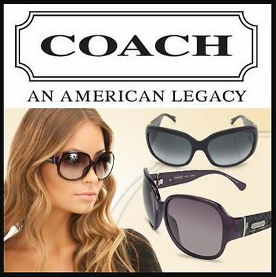 Genuine COACH Sunglasses Replacement Lenses