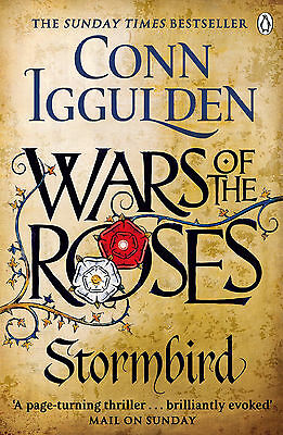 Stormbird Wars of the Roses Book 1 by Conn Iggulden Paperback New 9780718196349